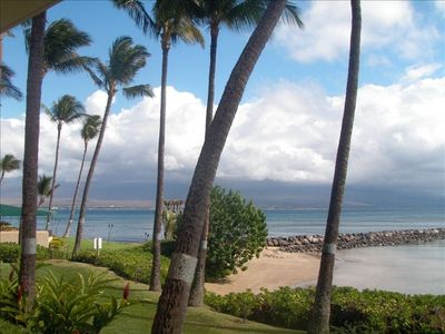 Enjoy this Incredible Oceanfront View from your Lanai