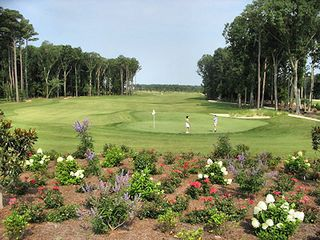 Cape Charles house photo - Arnold Palmer Golf Course