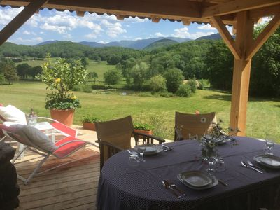 Stunning , dog friendly haven in the foothills of the Pyrenées