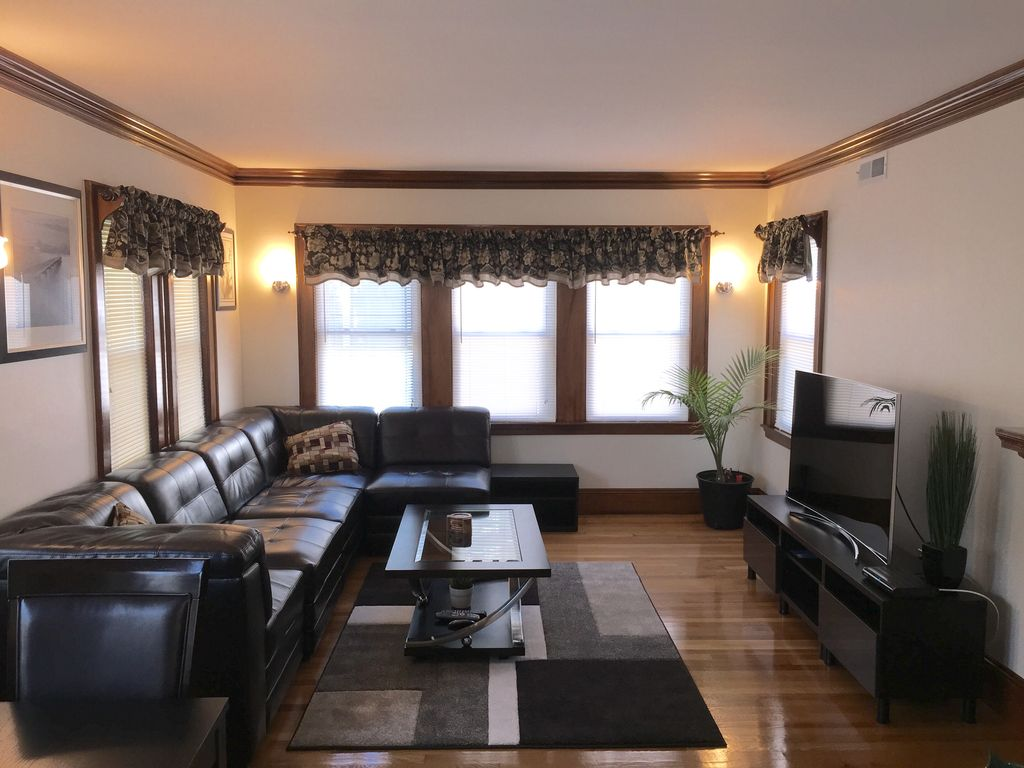 Luxury 4 Bed Boston Apartment Steps To Vrbo