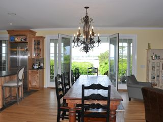 Montauk house photo - Dining area