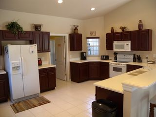 The Manor at West Haven house photo - Kitchen - Open concept