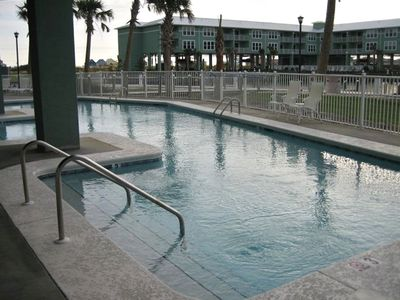 Fort Morgan condo rental - There are two pools and hot tubs located on the complex