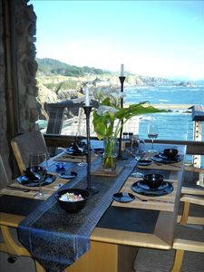 Enjoy Dining with a Spectacular View