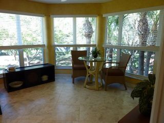 Placida condo photo - Breakfast area.