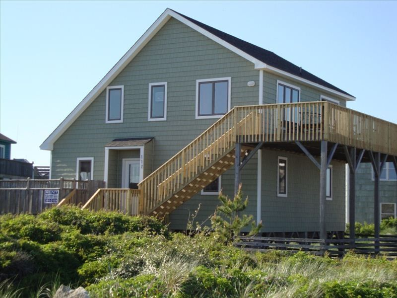 Good Day Sunshine Outer Banks Nc : Fantastic semi oceanfront cottage in quiet vrbo