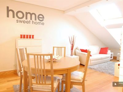 """Friendly Rentals The La Plaza Apartment in San Sebastian - Click on the """"Book Now"""" button to calculate the exact price."""