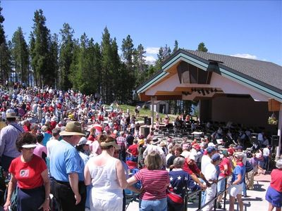 The Area Offers Free Concerts During The Summer Months