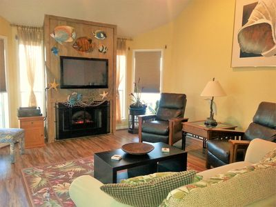 Galveston, Texas beach home rental - 3 bedrooms