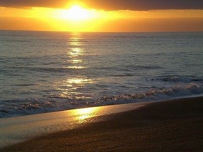 Hutchinson Island condo rental - Enjoy a Nice Walk Along the Beach at Sunrise on Hutchinson Island