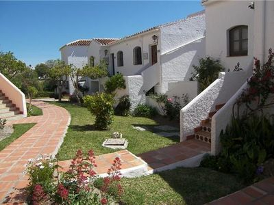 Apartment for 4 people, with swimming pool, in Nerja