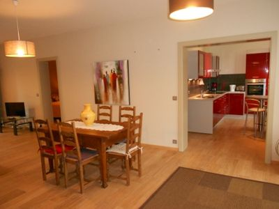 Holiday apartment, 80 square meters