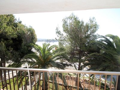 Puerto de Alcudia apartment rental - View from the balcony