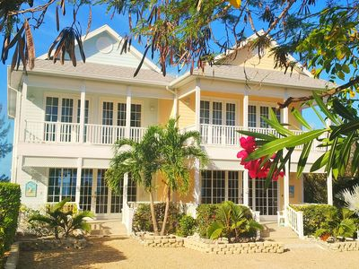 (2) SPECTACULAR 3 BEDROOM WATERFRONT HOMES RENTED TOGETHER AS ONE WITH A DOCK