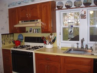 Hampton Beach house photo - Fully equippped kitchen