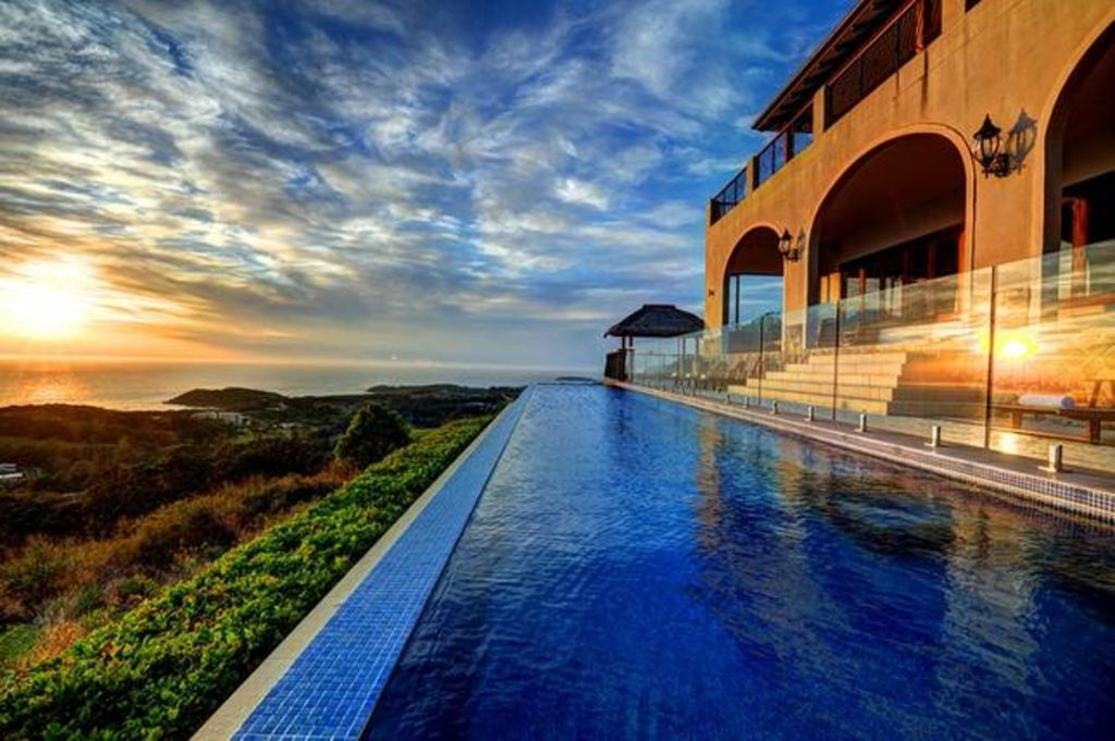 Villa Vivante private with amazing ocean views