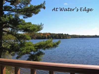 At Water's Edge - Your Northwoods Vacation Get-Away