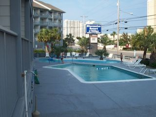 Blue Water Resort condo photo - Pool