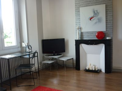 """Ty'Wen"" charming apartment 2 steps from the city center"