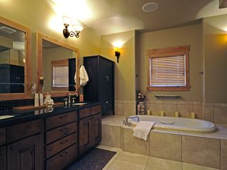 Copper Mountain townhome photo - Master Bath