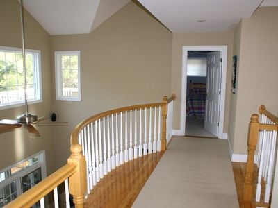 2nd Floor Bridge between bedrooms
