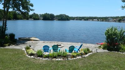 Lakefront Property in Colony Lakes section of Beach Haven West