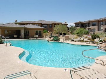 Other Scottsdale Properties condo rental - Vintage Community pool. Fitness center and hot tub/spa on the grounds.