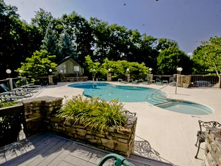 Gatlinburg condo photo - Gorgeous Pool area. Anyone for a swim?