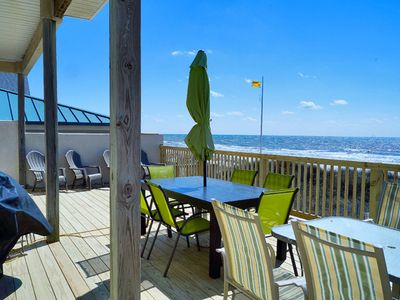 Gulf Breeze deck remodeled March 2013