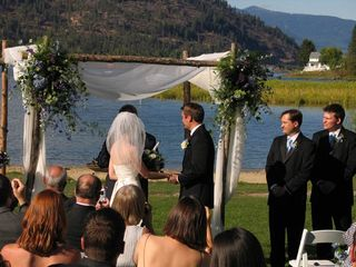 Fantastic Weddings at the Waters Edge - Sandpoint house vacation rental photo