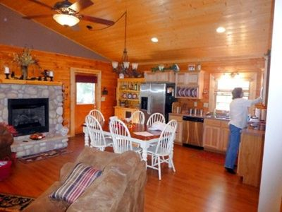 Golden Valley cabin rental - .