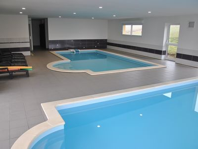 PROMO Cottages with Pool - chalet 2-4 pers