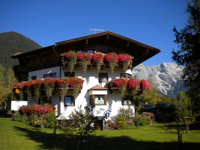 image for Comfort apartment in the mountains, pets are welcome, located in a sunny village
