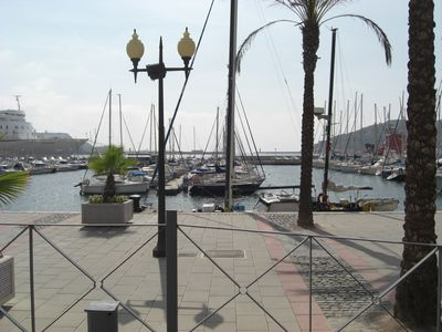 Los Altos villa rental - Cartegena harbour