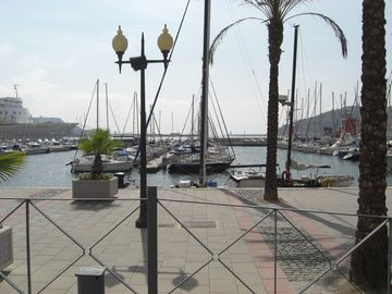 Cartegena harbour