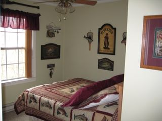 Maggie Valley house photo - Newly decorated 2nd bedroom with mountain view