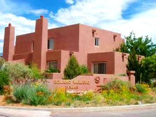 Moab condo photo - Solano Vallejo Villas entrance.