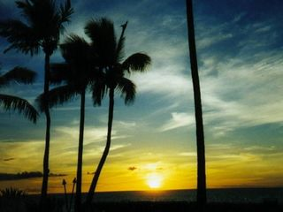 Haleiwa condo photo - Beautiful Sunsets Every Night and You Will have countless memories to