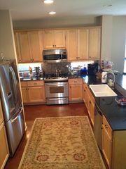 Austin townhome photo - Granite countertops and stainless steel appliances and every gadget a cook needs