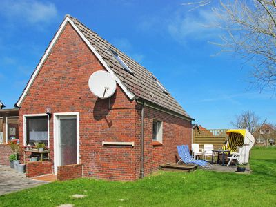 Vacation home Ferienhaus Osterkamp  in Friederikensiel/Wangerl., North Sea: Lower Saxony - 4 persons, 2 bedrooms