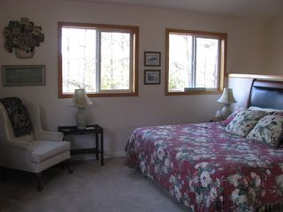 Solomons Island house photo - Master Bedroom Loft