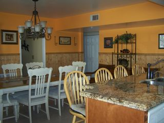 Fort Myers Beach house photo - Large Dining Area Perfect for Family Gatherings