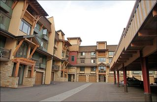 Steamboat Springs condo photo - Renovated Exterior, Private Garage & Shared Covered Parking