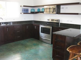 Playa Hermosa estate photo - High End Fully Equipped Kitchen