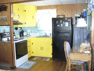 Crisfield house photo - One fully equipped kitchen!