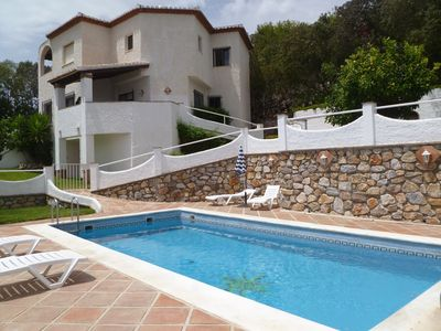 Casa Girasol - beautiful spacious villa with private heated pool