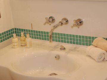 Full bath and luxury appointments Bathroom 1