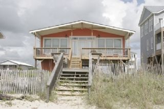 Oak Island house photo - Jolly Roger