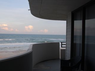 Daytona Beach condo photo - And More Balcony