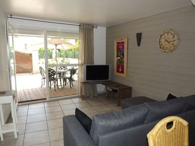 GRD T255M2 / 4 PEOPLE / 5MN CTR CITY FEET / GARDEN / PRIVATE PARK CLOSED / BUS 1 € PLAG